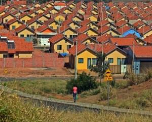 SCA SÃO PAULO 18/08/2016 - ECONOMIA ESPECIAL DOMINICAL - MINHA CASA MINHA VIDA - Falhas na construção das casas do Programa Minha Casa Minha Vida no bairro Planalto Verde em São Carlos.FOTO SERGIO CASTRO/ESTADÃO.